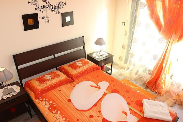 """Casa Maria Anneta- """"Gianna's"""" Apartment- Halkidiki - Kalives Poligirou - Apartamento"""