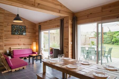 MAKAHA Maison  (6 pers) - Olonne-sur-Mer