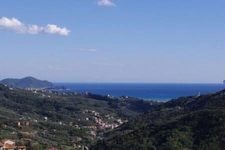 Villa Ulivi vista Baia delle Favole - Lejlighed