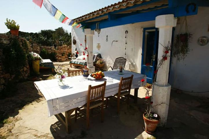 Country House (3) with breakfast - formentera - House