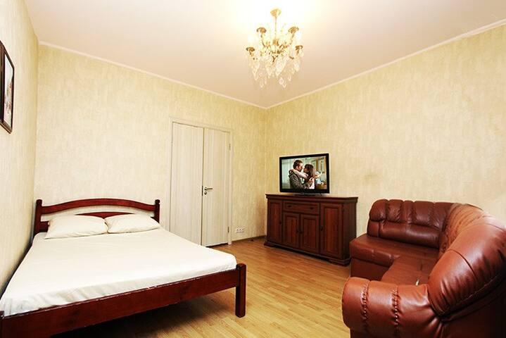 Квартира метро  Свиблово ул. Амундсена  д.5 - Moskva - Apartamento