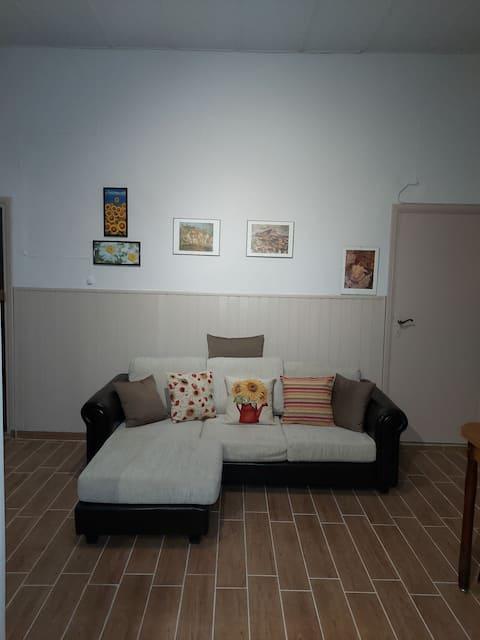 appartamento immerso nel centro storico di Gradoli