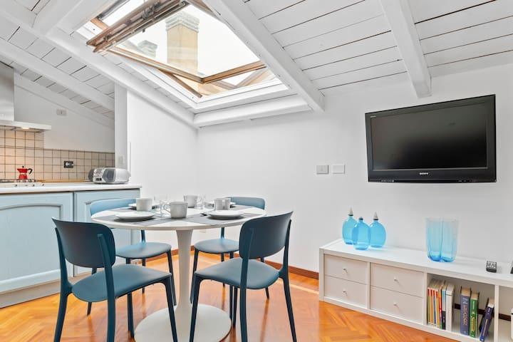Pratello Elegant & Classic Apartment