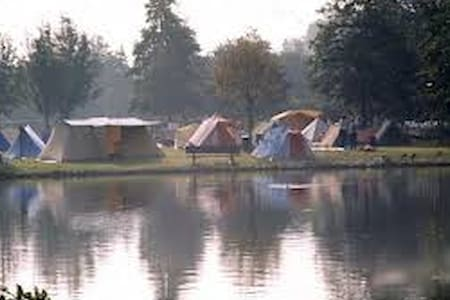 Chalet on a campsite in Utrecht - Utrecht