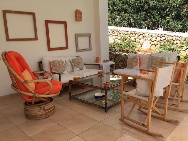 Preciosa Casa con Piscina en Coves Noves - Arenal d'en Castell