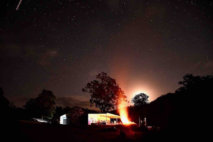 Private & Secluded 60 acre exclusive use campsite