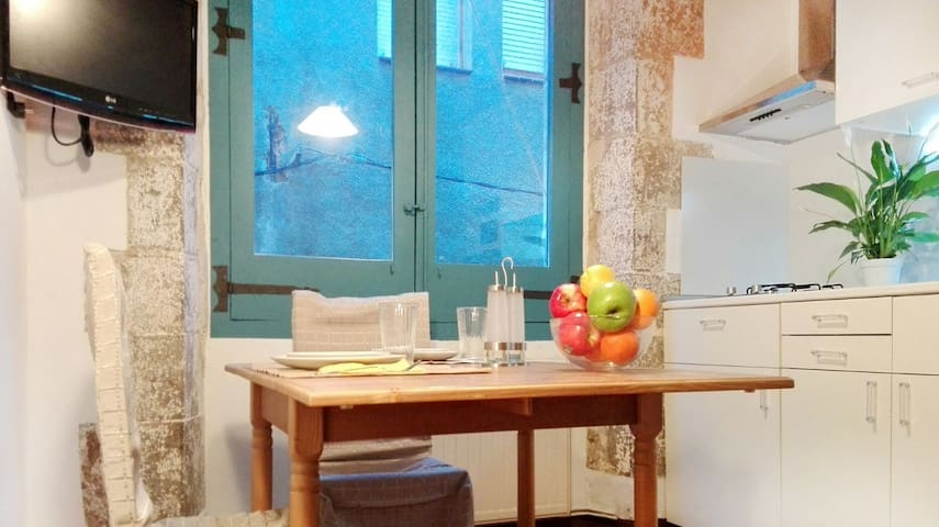 Charming apartment (WIFI 20Mb) - Torroella de Montgrí - Appartement
