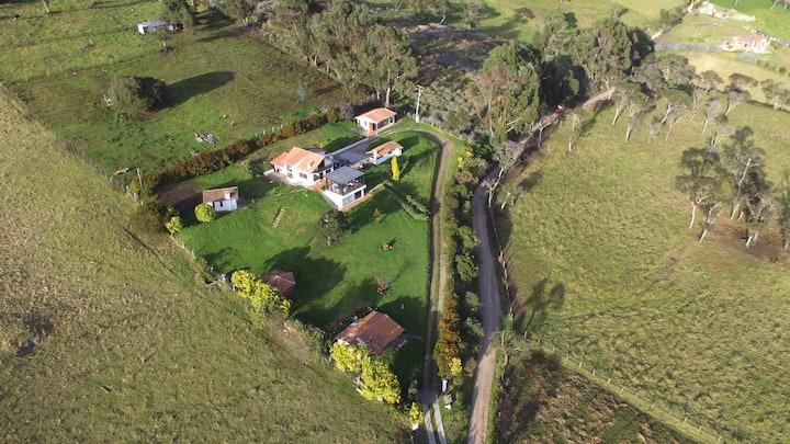 Casa campestre Subachoque