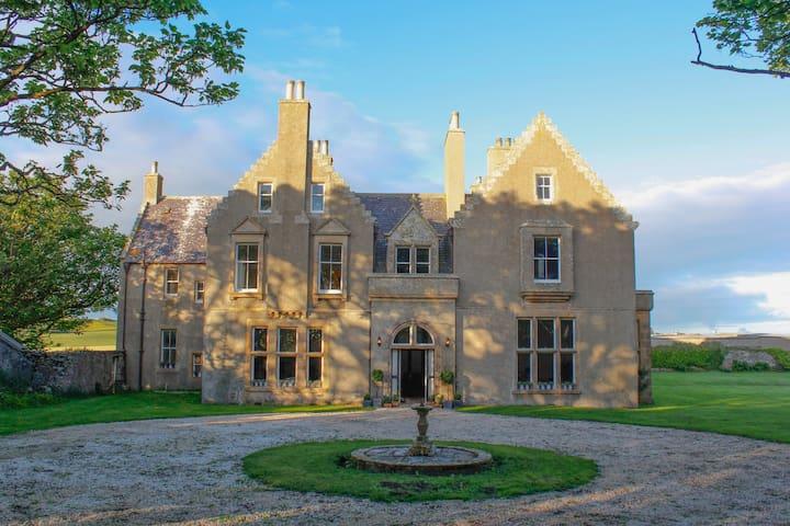 Graemeshall House double ensuite