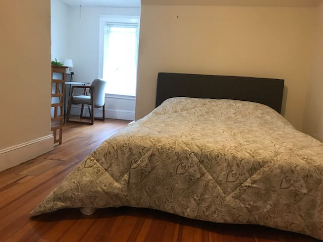 3A. Spacious Comfy 1 BD close to Harvard/Tufts