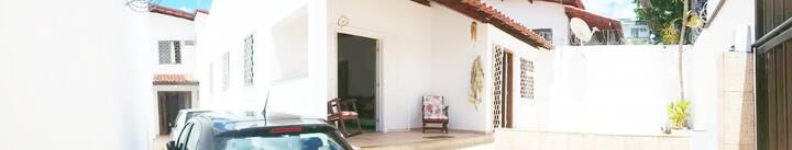Hostel Acupe de Brotas Lucimara e Edwin