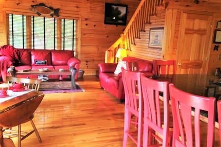 Lost Horizon Cabin on Claytor Lake - Hiwassee