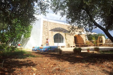 Country House 5 Km. from the beach - Acquarica del Capo - 一軒家