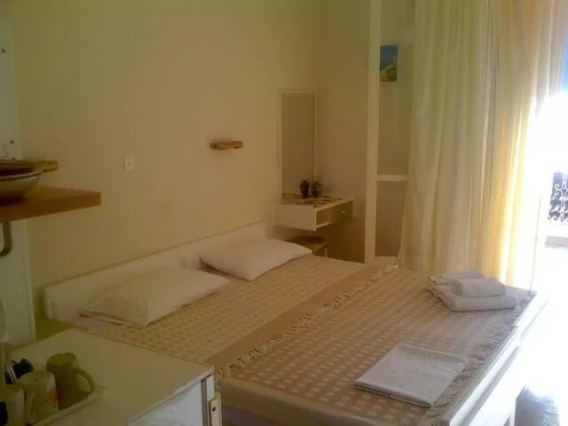 """""""Erato"""" Room @Vasiliki Lefkada Island Ionion Sea - Vasiliki - Apartment"""