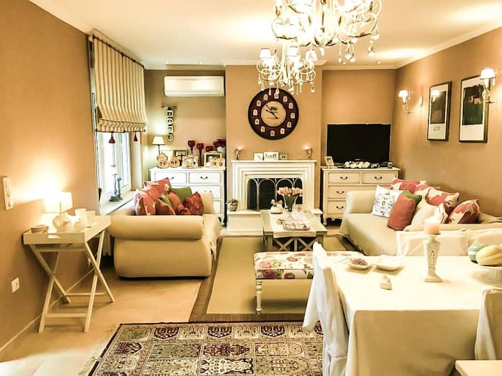 Luxury Family Villa near Meteora