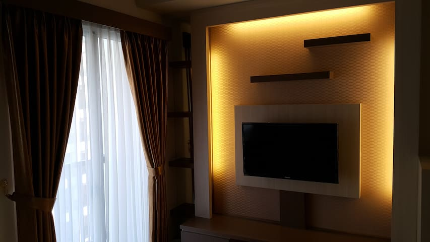Luxury Saveria BSD Apartment Studio - Pagedangan - Apartemen