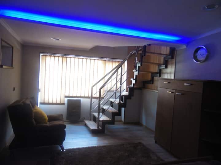Ia's apartment