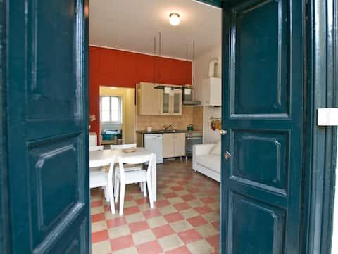 Gyönyörű apartman, autentikus milánói hangulattal