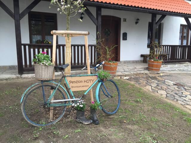 Relax in the heart of the Highlands - Nový Jimramov - Villa