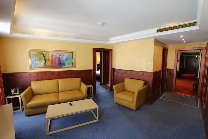 Appartement N°501 Hôtel Strasbourg