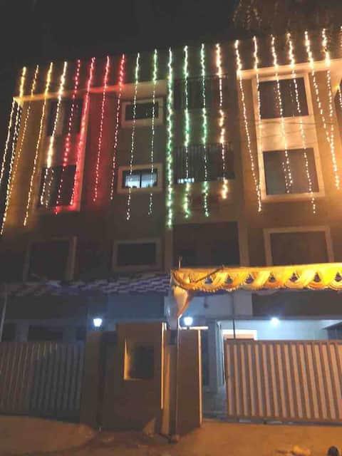 """Apartamento en Aurangabad- """"Lugar ideal para turistas"""""""