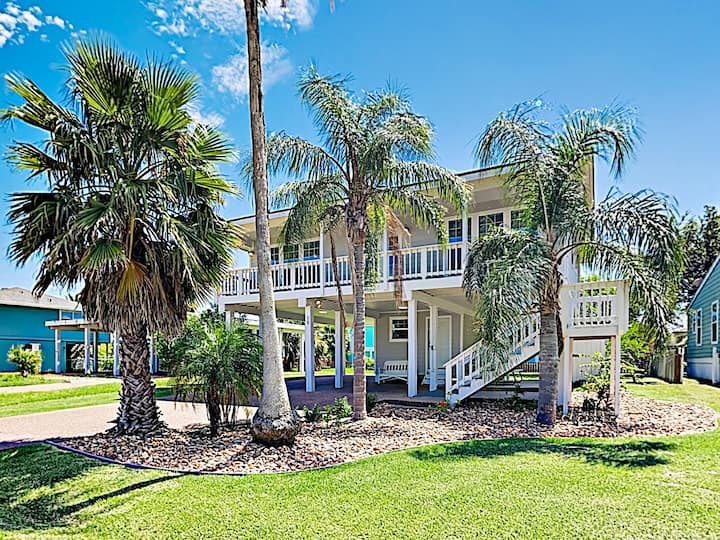 Impeccable Coastal Gem w/ Pool & Deck
