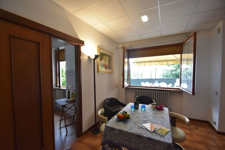 Quaint Holiday Home in Baveno with Terrace