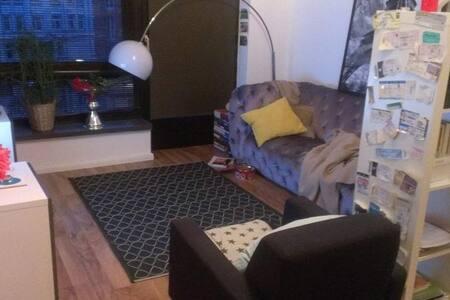 Schönes Zimmer mitten in Hamburg - Hamburgo - Apartamento