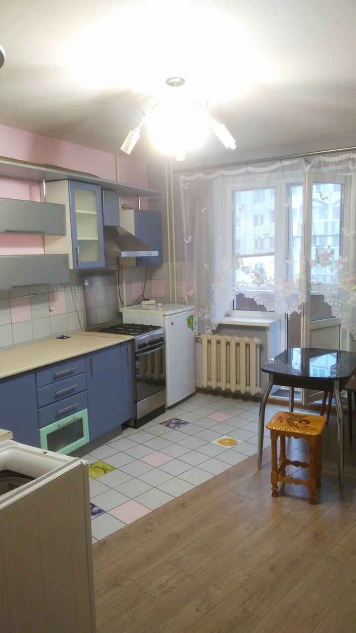 Псковский Кремль-2х комнатные апартаменты.