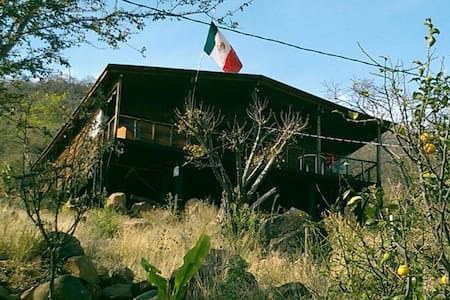 Chapala Lake Cabin in Jalisco