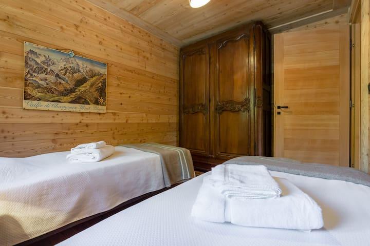 """La chambre """"du Village"""""""