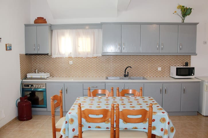 A new simple apartment in Skala Potamias - Thasos - Apartmen