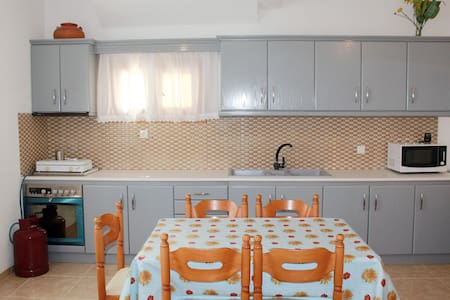 A new simple apartment in Skala Potamias - Thasos - Pis