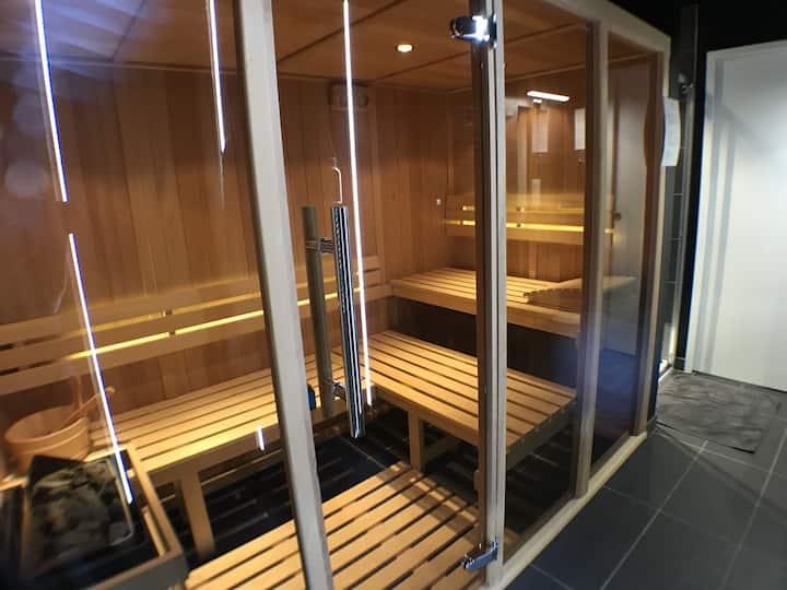 """Gite """"Amélie"""", Sauna, au coeur des Vosges"""