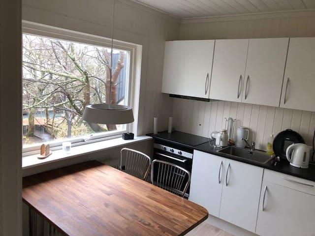 Apartment in downtown Tórshavn