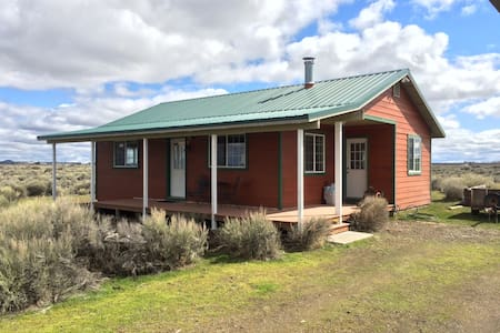 Christmas Valley High Desert Base Camp