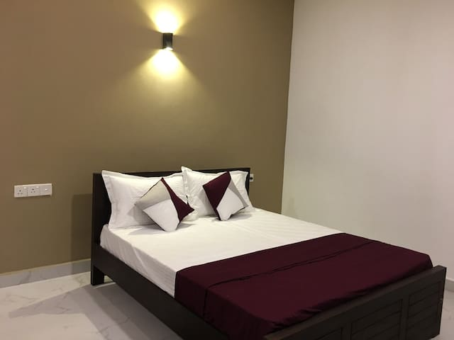 Echo friendly private rooms with B/B ,