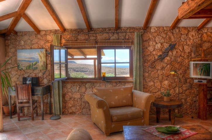 Casa Rustica - La Pared - Haus