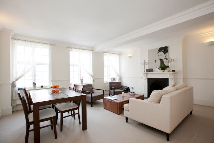 LUXURY in KENSINGTON / NOTTING HILL Central London - Londyn - Apartament