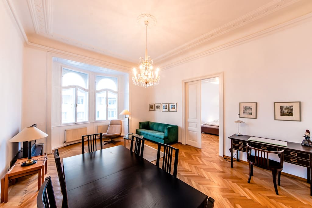 Classic Design Apartment in Vienna - Apartments for Rent ...