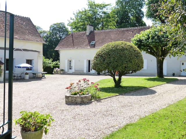 Chambre sur cour - Perrusson - Bed & Breakfast