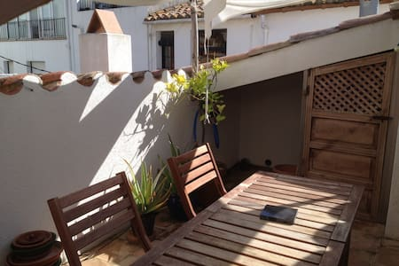 Nice duplex 50m from the sea - Calella de Palafrugell - Daire
