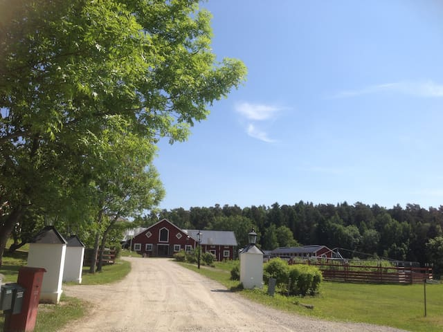 Country house 40min from Stockholm - EKERÖ - Huis