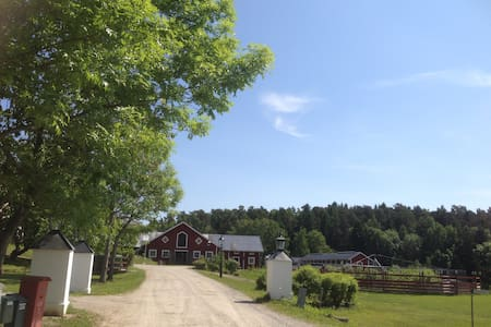 Country house 40min from Stockholm - EKERÖ - 独立屋