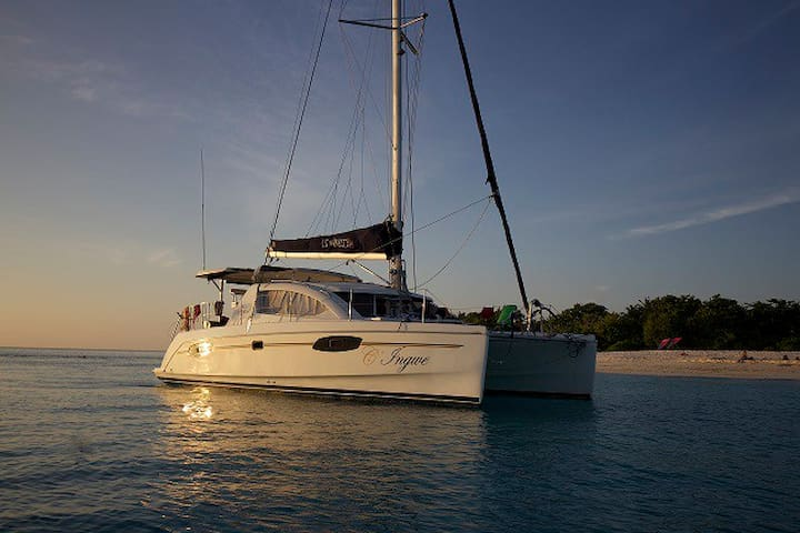 Sail the Maldives in Style!