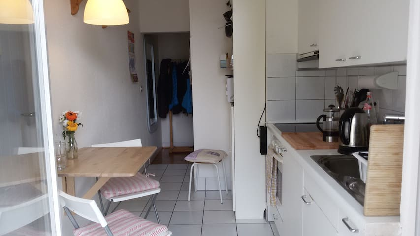 Apartment close to train station - Basel - Flat