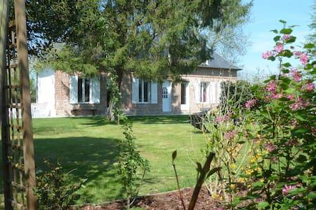 House in Normandy - Saint-Pierre-du-Val