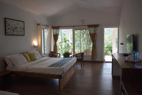 Springdale Estate:Villas on lush coffee plantation