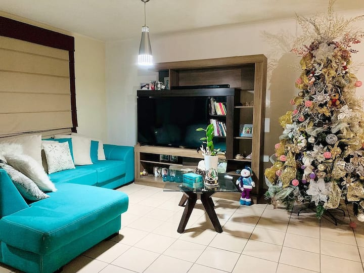 La casa de yolita +confort +seguridad+céntrico