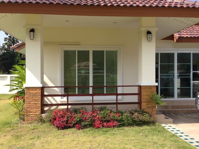 Private Homestay Lake Mountain View - San Kamphaeng - House